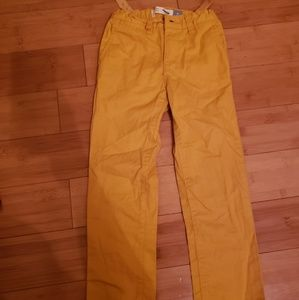 NWOT Yellow Gold Toddler Old Navy Skinny Jeans